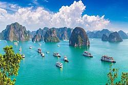 Kinh nghiệm du lịch du thuyền LaPinta Hạ Long 'hot' nhất cho tín đồ xê dịch