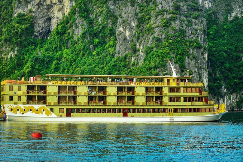 Du Thuyền Golden Cruise 9999 5*