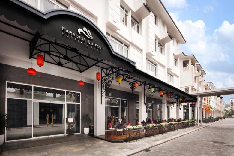 KS Paradise Suites Hotel 4*