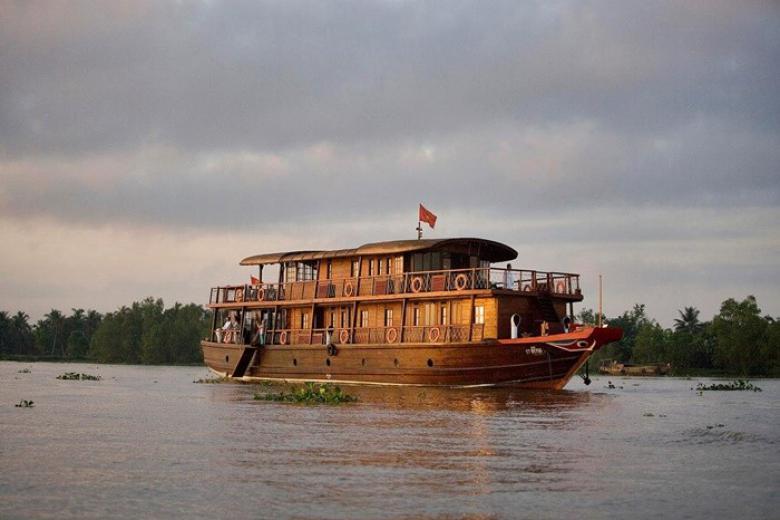 Du thuyền Bassac 5*