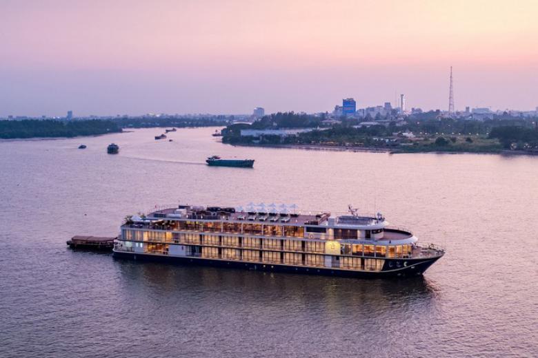 Tour 3N2Đ HCM - Cần Thơ, 2 đêm du thuyền Victoria Mekong 4* + VMB/Xe Đưa Đón từ 10,9tr