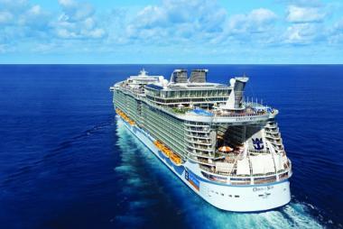 Hải trình Pháp - Tây Ban Nha - Ý 11N, du thuyền 5* Oasis of the Seas