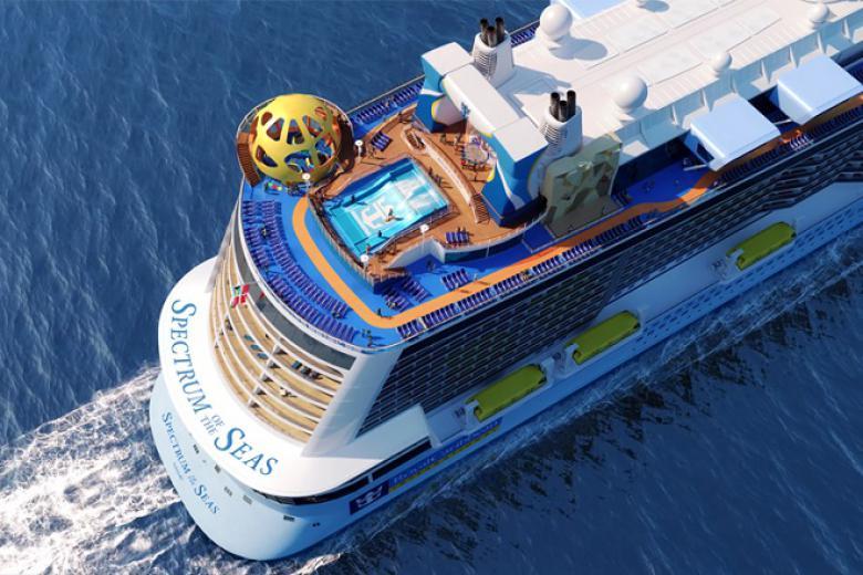 HCM - Thượng Hải - Fukuoka - Kagoshima - Thượng Hải 7N6Đ - Du thuyền Spectrum of the Seas 5 sao