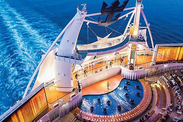 Hải trình Tây Ban Nha - Pháp - Ý 10N, du thuyền 5* Oasis of the Seas