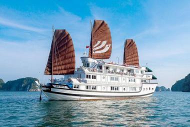Hà Nội - Cát Bà - Vịnh Lan Hạ - Du thuyền Apricot 3* 3N2Đ