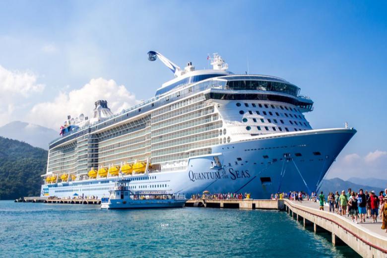 HCM - Singapore - Kualalumpur - Penang 5N4Đ, Du Thuyền Quantum Of The Seas 11,990,0005*