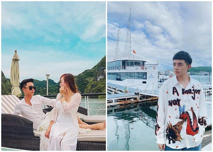 Thổn thức ngắm Vịnh Lan Hạ đẹp cực phẩm trên du thuyền Jade Sails với hải trình đặc biệt
