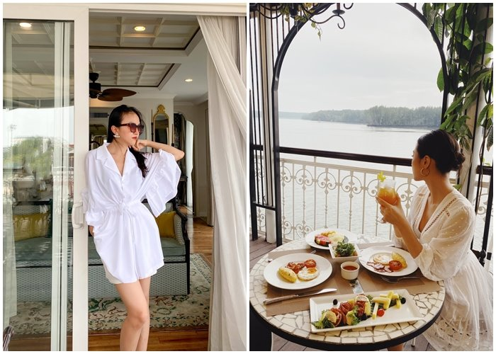 Check-in du thuyền Mekong Jewel 'khách sạn nổi' xa hoa vi vu Sài Gòn - Cần Giờ