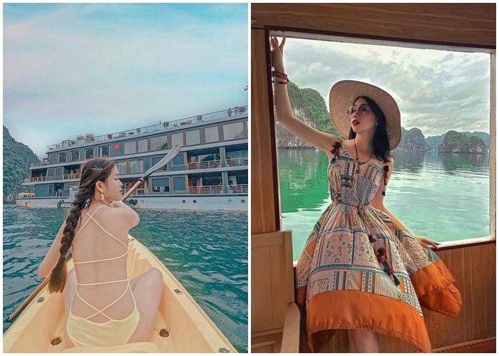 Tận hưởng du lịch du thuyền trên Vịnh Lan Hạ với đầy ắp những trải nghiệm 'sang - xịn - mịn'