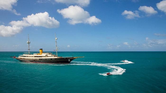 du thuyền Nero ấn tượng