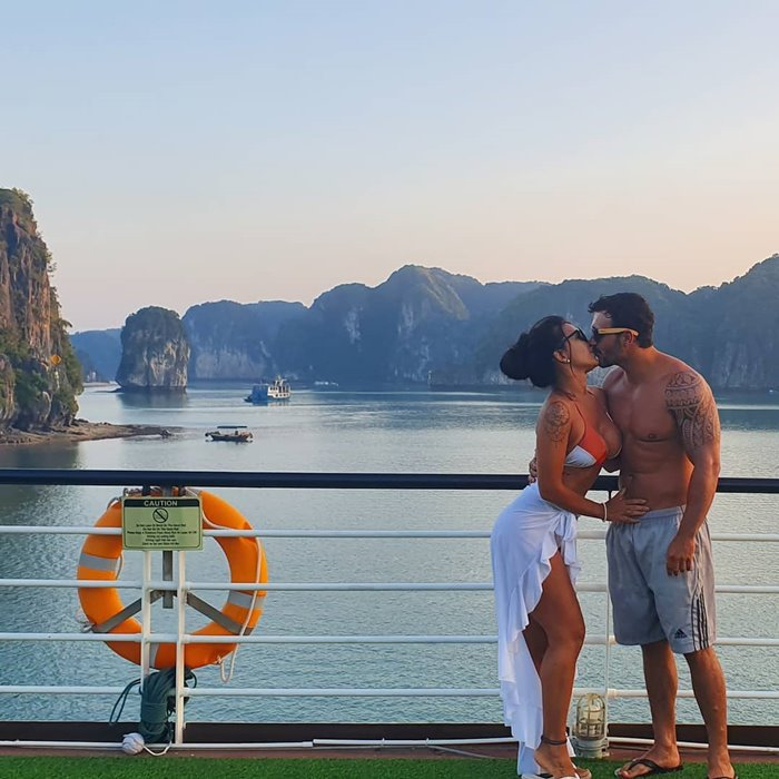 du thuyền Serenity Cruises