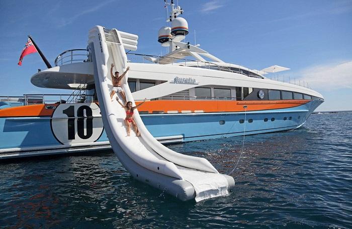 du thuyền ấn tượng trên thế giới Aurelia tiện nghi