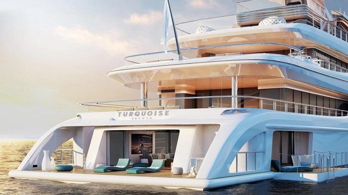 du thuyền ấn tượng trên thế giới Go hiên tắm nắng 1