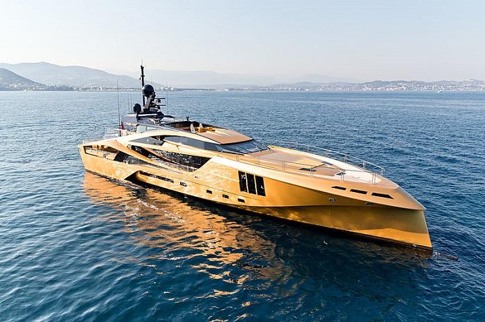du thuyền ấn tượng trên thế giới Khalilah