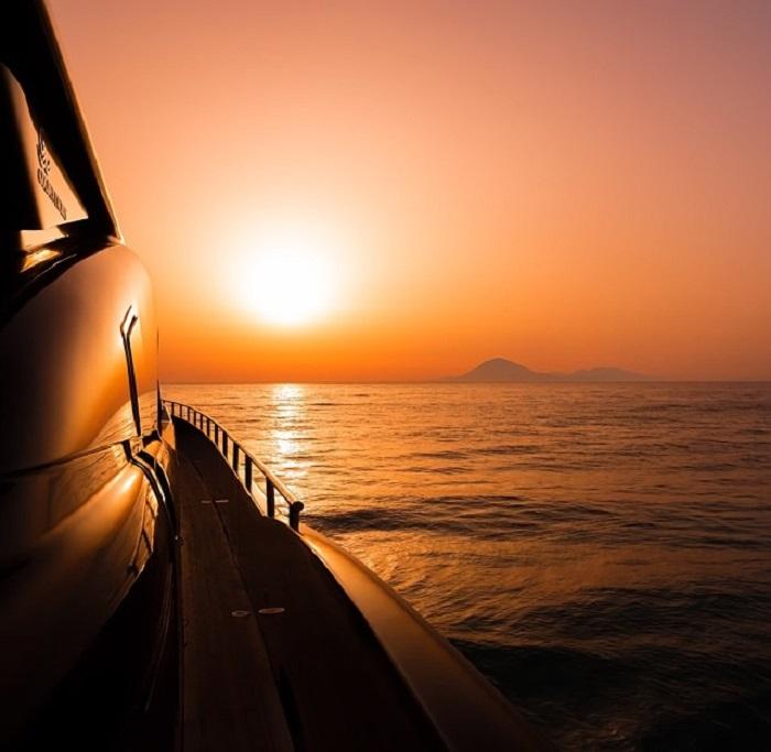 du thuyền ấn tượng trên thế giới OPati
