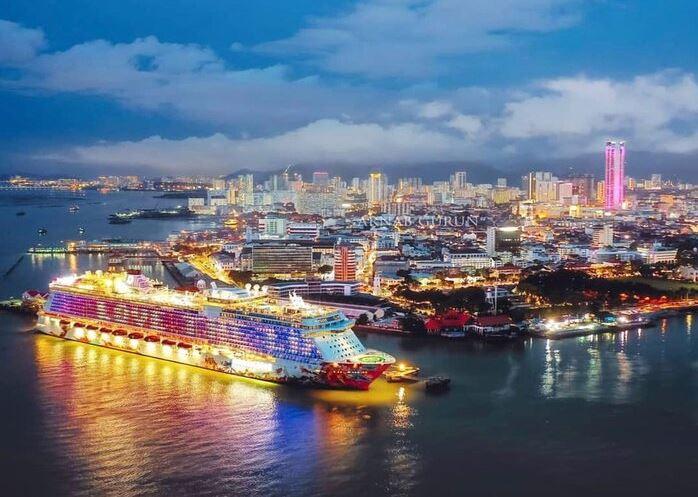 Trải nghiệm hành trình du lịch Châu Á trên du thuyền Genting Dream