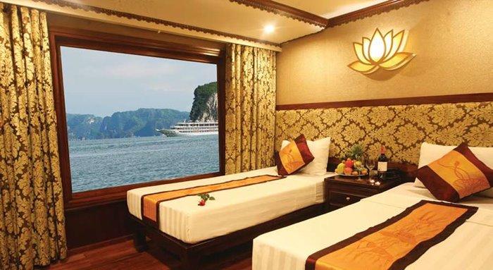 Cùng du thuyền Oriental Sails bước vào hải trình rực rỡ nhất tại danh thắng thế giới