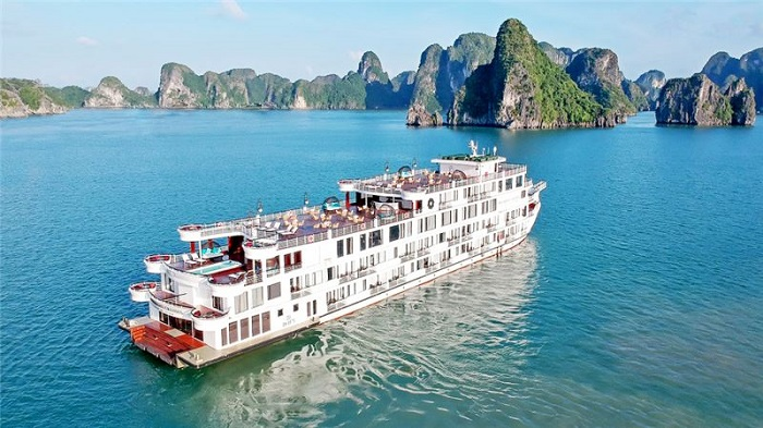 Du thuyền President Cruises
