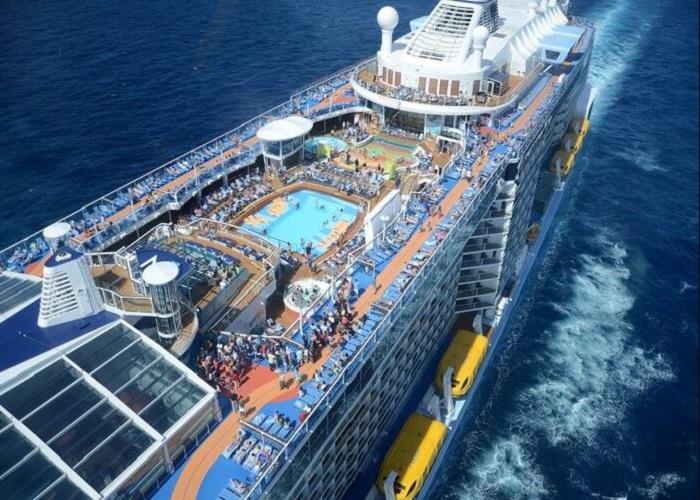 Khám phá du thuyền Quantum Of The Seas mang đẳng cấp thế giới