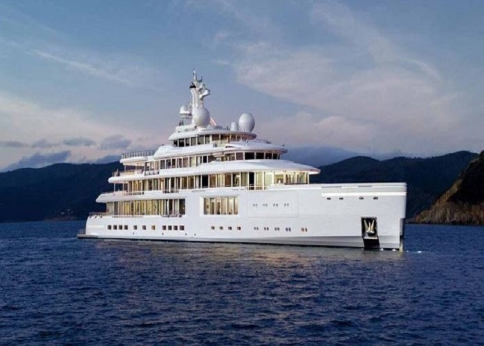 """Có gì đặc biệt bên trong siêu du thuyền """"xanh"""" Luminosity trị giá 225 triệu euro?"""
