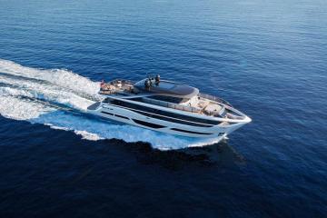 Chiêm ngưỡng siêu du thuyền Princess X95 – Flybridge X Class
