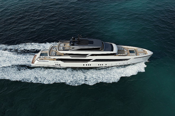 Siêu du thuyền Sanlorenzo, lựa chọn hàng đầu cho giới siêu giàu Châu Á