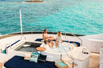 Chiêm ngưỡng những du thuyền ấn tượng trên thế giới khiến bao người 'say đắm'