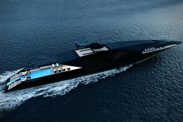 Du thuyền Black Swan – vẻ đẹp tuyệt mỹ giữa lòng đại dương