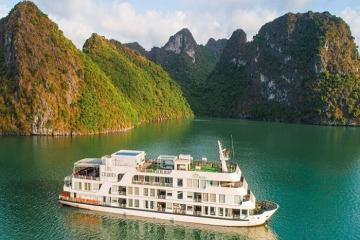 Check-in du thuyền Era Cruises một lần đi để nhớ mãi