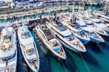 Khám phá các triển lãm du thuyền quốc tế quy mô lớn đầy ấn tượng trên thế giới