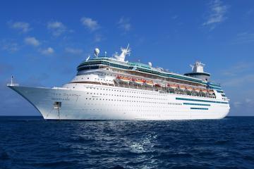 Du thuyền Majesty of the Seas 'Sự oai vệ của biển cả'