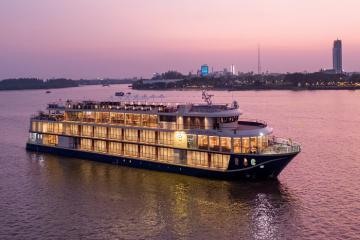 Du thuyền Mekong đi Campuchia có gì hấp dẫn?