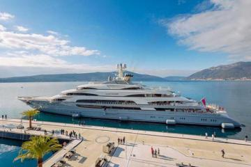 """Khám phá 4 du thuyền của tỷ phú Nga giàu nhất: Đều thuộc """"hàng khủng"""""""