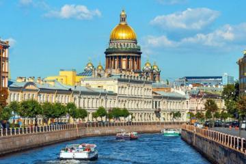 Thử một lần đi du thuyền trên sông Volga để cảm nhận vẻ đẹp của nước Nga