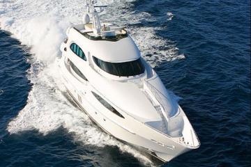 Chiêm ngưỡng top 5 siêu du thuyền nhanh nhất thế giới