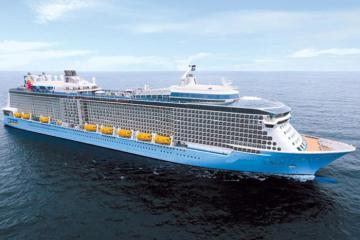 Dạo quanh thế giới cùng du thuyền Ovation of the Seas