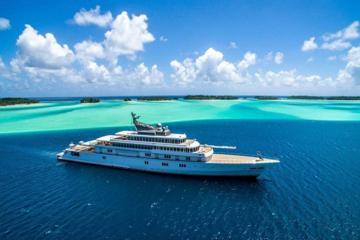 Có điều gì đặc biệt trên du thuyền Rising Sun – 'Mặt Trời Mọc' trên biển?