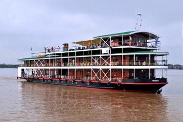 Du thuyền RV Indochine và cuộc du ngoạn đầy hấp dẫn trên dòng Mekong