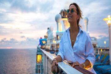 Du thuyền Sweet Escape – 'Nàng thơ' nổi tiếng khắp đại dương