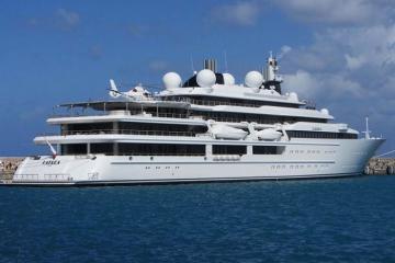 Du thuyền Yas sở hữu động cơ lớn hàng đầu thế giới: Niềm kiêu hãnh của biển cả