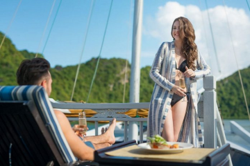 Những đồ vật bất ly thân khi du lịch du thuyền mùa hè
