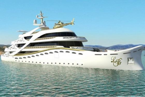 Mãn nhãn với du thuyền sang trọng dành riêng cho phái đẹp: La Belle
