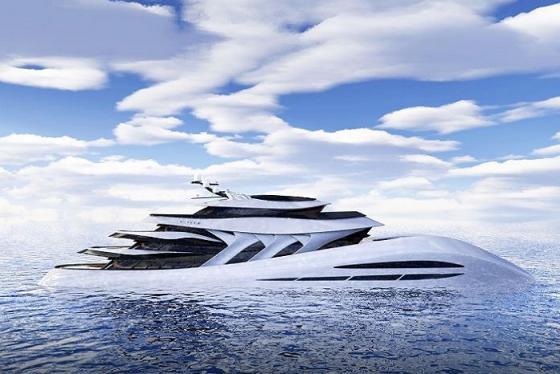 """""""Mục sở thị"""" những thiết kế du thuyền độc lạ nhất thế giới"""