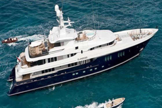 Không gian lý tưởng của du thuyền Elysian – Thiên đường trên biển cả