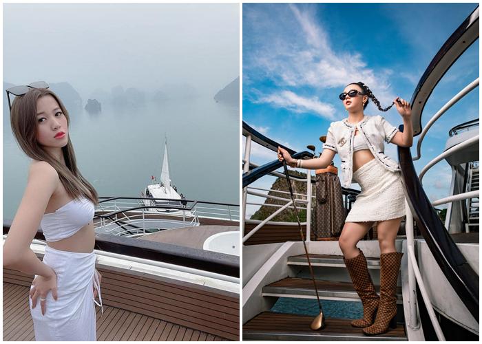 Du ngoạn cùng du thuyền Scarlet Pearl Cruise lắng mình trong tuyệt mỹ kỳ quan