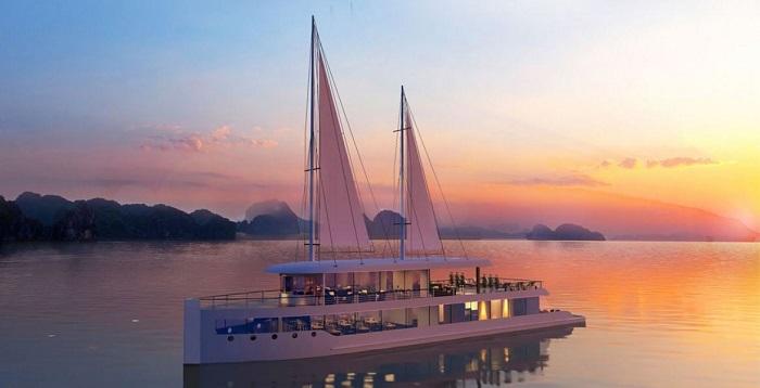 Du thuyền Jade Sails 22