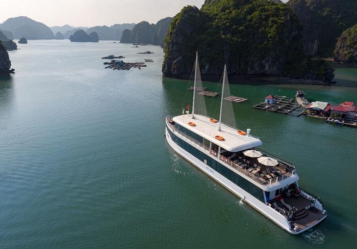 Du thuyền Jade Sails 3