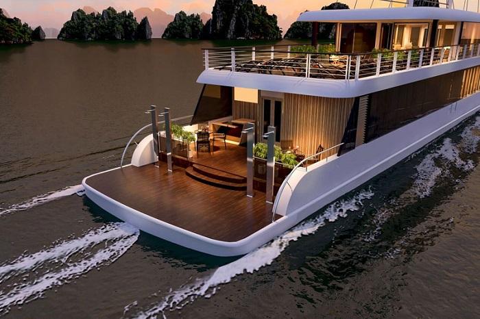 Du thuyền Jade Sails 5