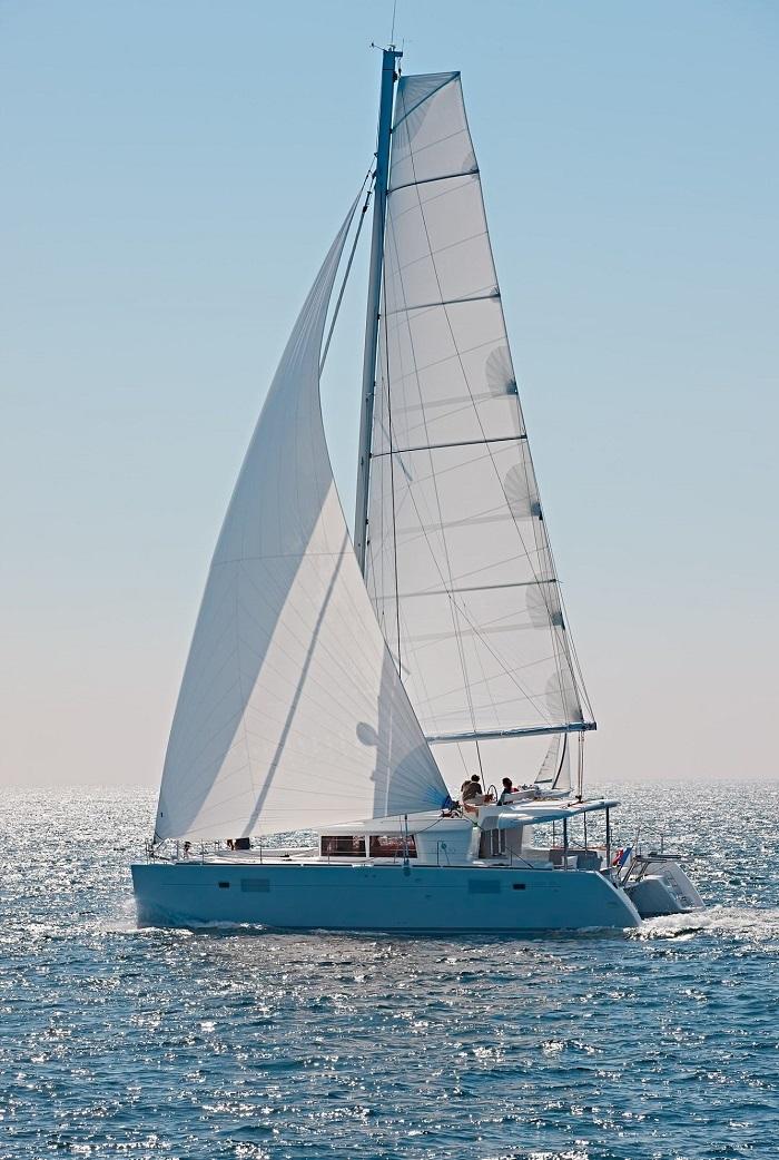 Du thuyền Sarita 1