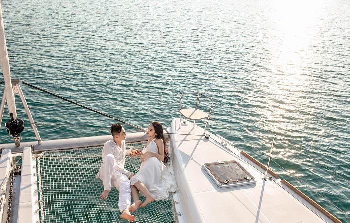 du thuyền Sarita 12